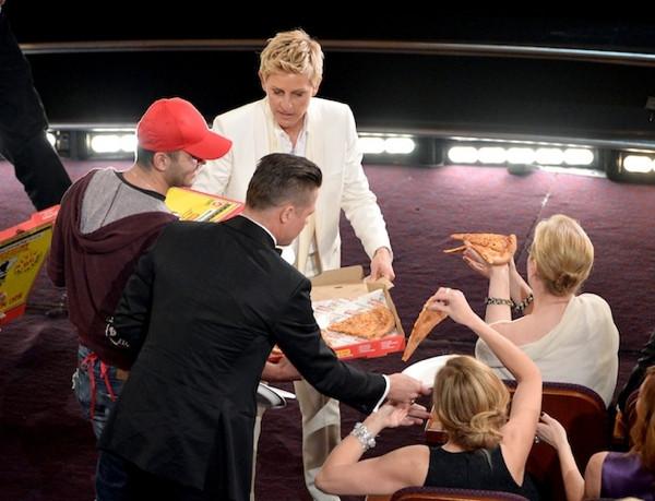 Oscar pizzacısının hayatı değişti