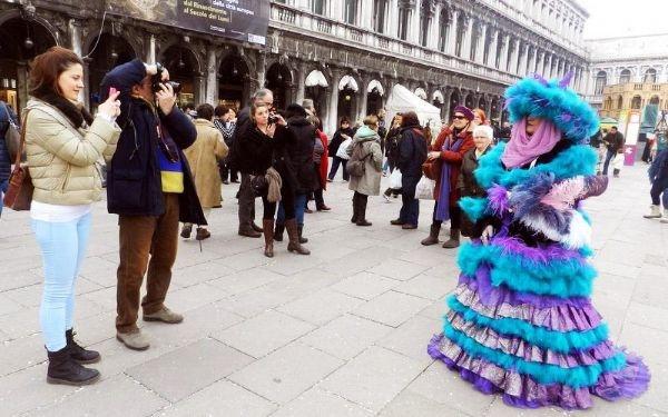 Venedik'te bir Bodrumlu kontes