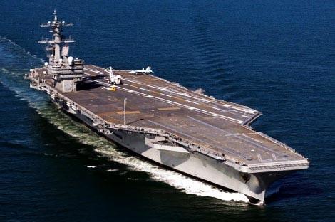 ABD donanmasının en ünlüsü Ege'de