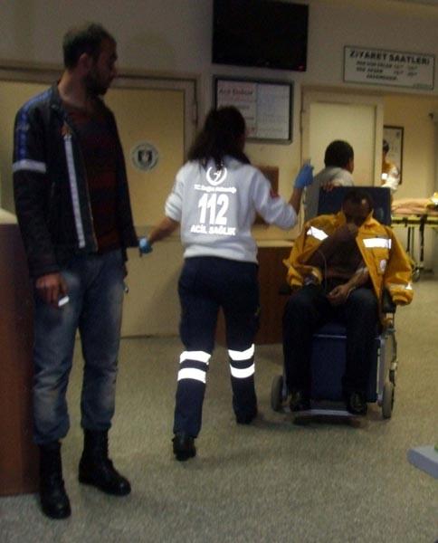 Bodrum'da tekne battı, 7 kaçak son anda kurtarıldı