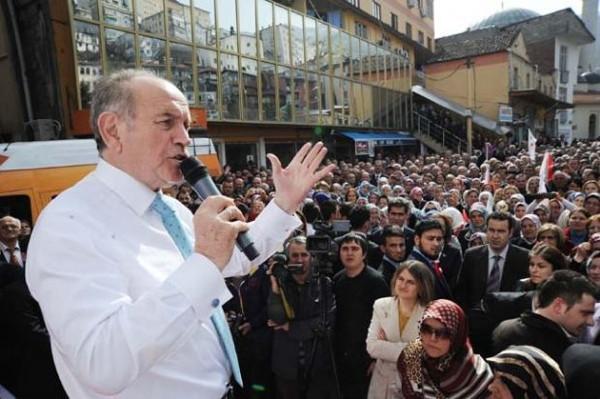 İstanbul yerel seçimde ne yapacak?