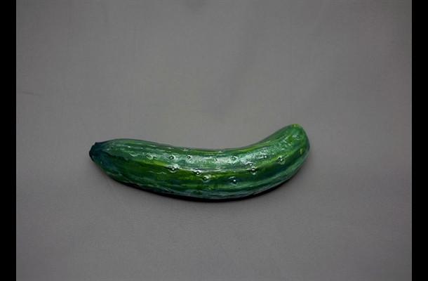 Bu bir salatalık değil!..