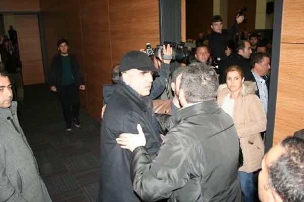 AK Parti ve CHP´liler arasında kavga