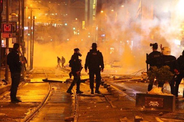 Yurt genelinde Berkin Elvan protestoları