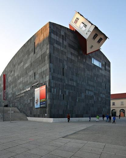 Dünyanın en tuhaf binaları