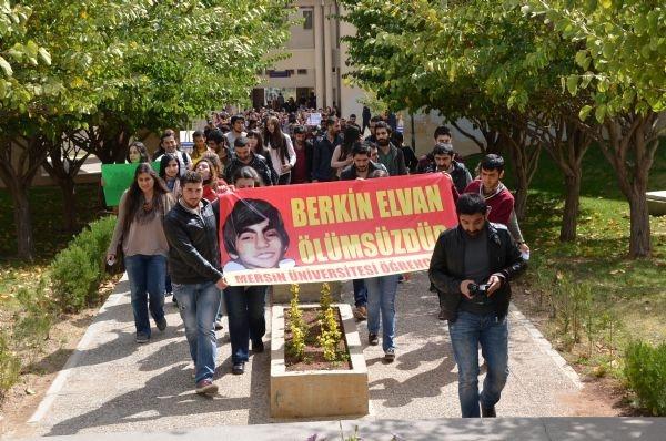 Yurtta Berkin Elvan eylemleri