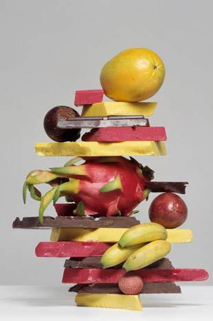 Sanat harikası yiyecekler
