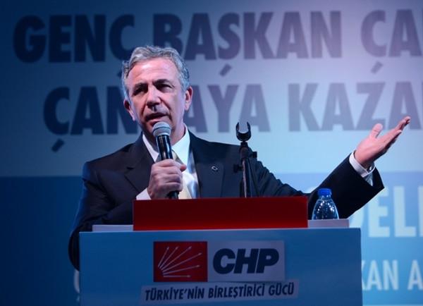 En son seçim anketi (Ankara'da son durum)