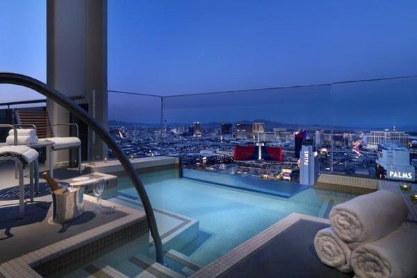 En pahalı 5 otel odası