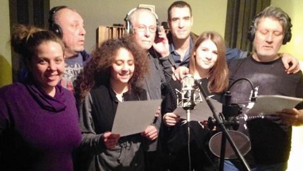 Şeşen ailesi Serhan için stüdyoya girdi
