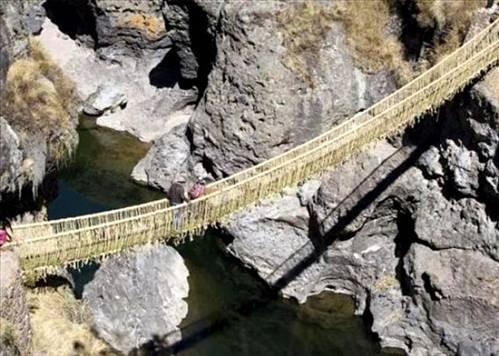 Ürkütücü köprüler