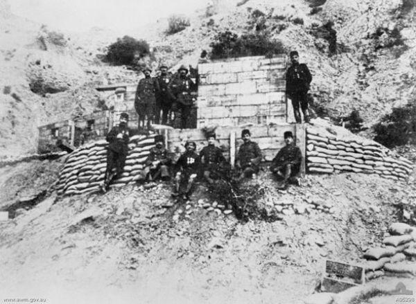 Çanakkale Savaşı'nın saklı kalmış kareleri