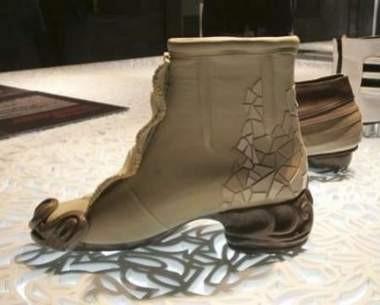 Dünyanın en çılgın ayakkabıları