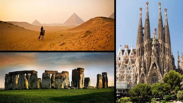 Dünyanın en ünlü 13 yerinin çevresi