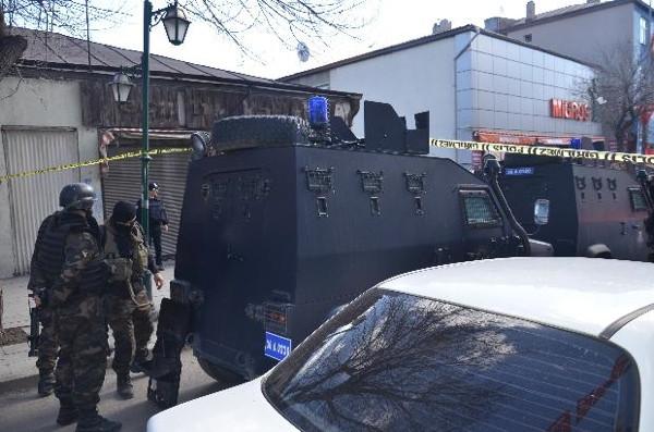TÜİK bürosuna saldırı: 7 ölü