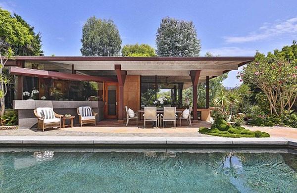Gwyneth Paltrow'un milyon dolarlık evi!
