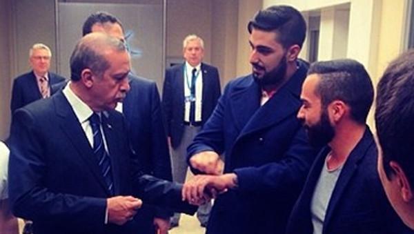 İdo, Başbakan Erdoğan ile karşılaşırsa...