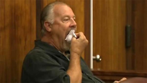 Richard Masten, mahkeme salonunda kanıtı yedi