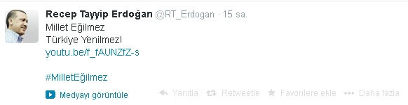 Twitter yasağına siyasilerin tepkileri