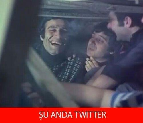 Twitter kapanınca geyikleri başladı!