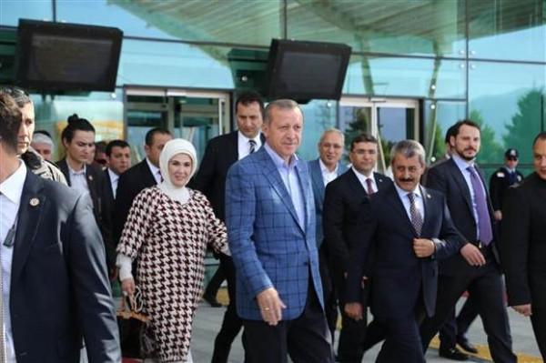 Başbakan Erdoğan Hatay'da konuştu