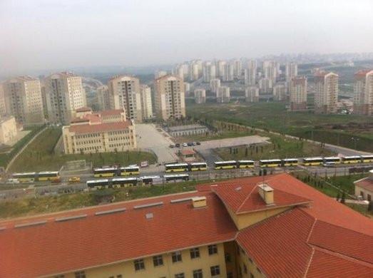 AK Parti için İETT otobüsleri yine devrede