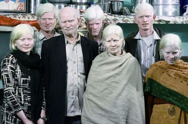 Hindistanın en garip ailesi