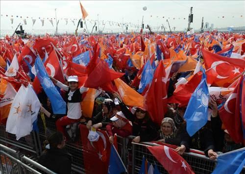 AK Parti Yenikapı Mitingi