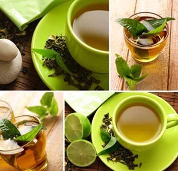 Kış kilolarından kurtulmak için yeşil çay tüketin