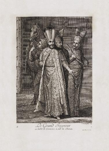 Avrupa'da Osmanlı modası böyle başladı