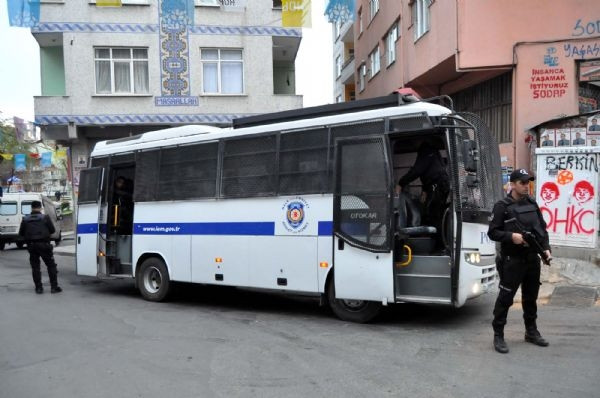Okmeydanı'nda Burak Can cinayeti operasyonu