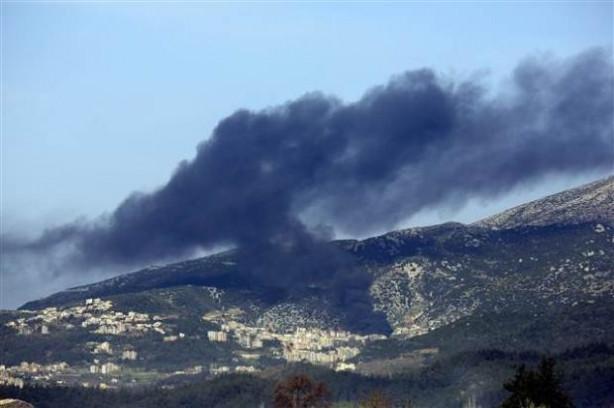 Esad güçleri Keseb'i vuruyor