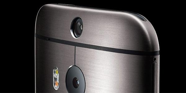 HTC M8'in sırrı çözüldü!