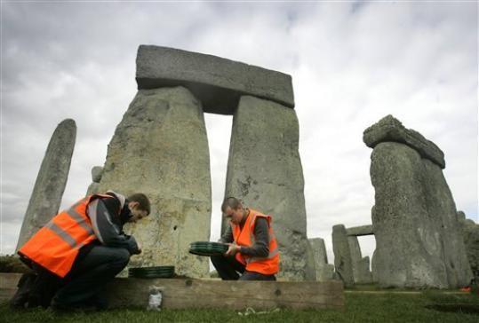Stonehengein sırrı çözüldü