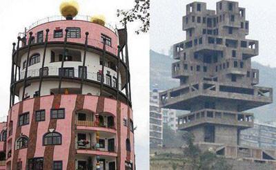Çıldırtan mimar hataları
