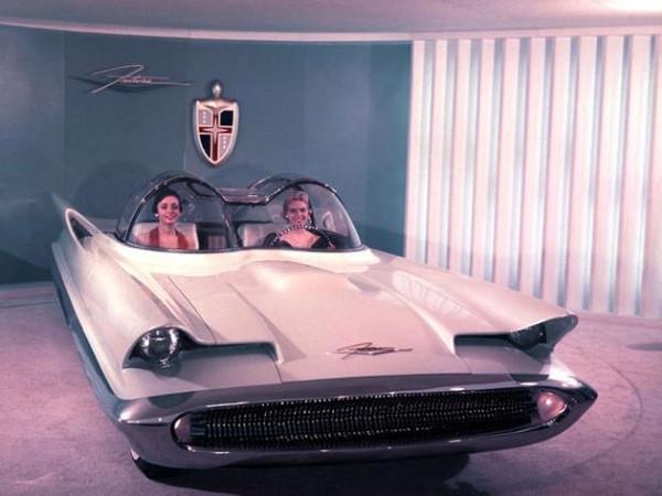 Yakından göremeyeceğiniz konsept otomobiller