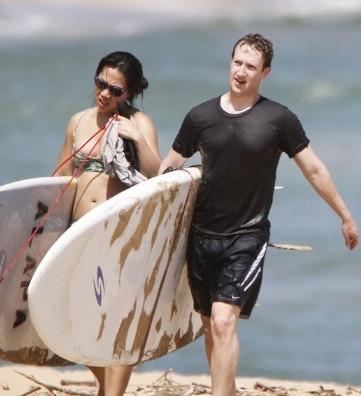 Mark Zuckerberg Bodrum'da