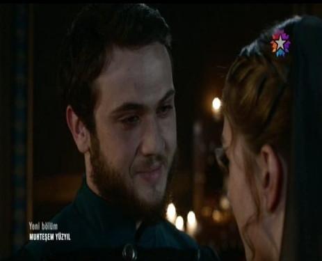 Şehzade Beyazit ve Fatma Haseki Sultan halvete girdi