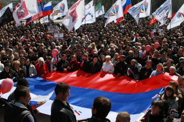 Ukrayna'da tansiyon yükseliyor