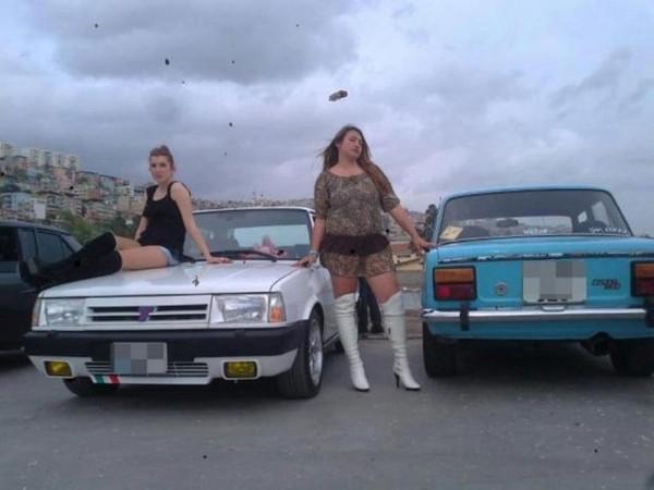 Lada Kızları!