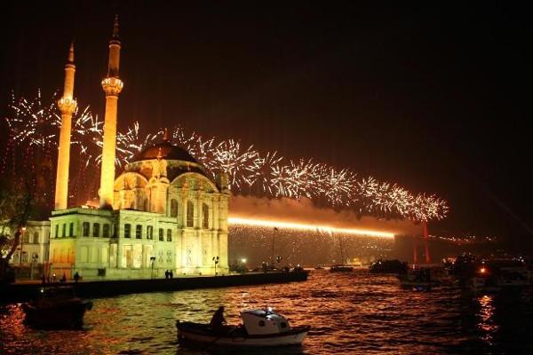 Gezginlerin gözdesi İstanbul