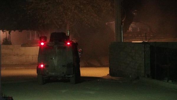 Şırnak'ta öğrenci yurduna çirkin saldırı
