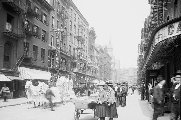 Dünden bugüne çarpıcı New York fotoğrafları