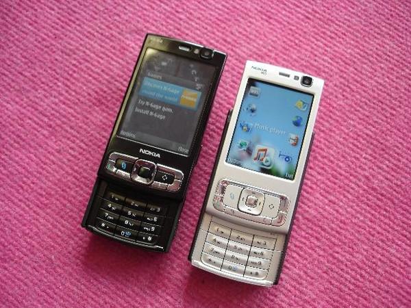 Nokia için dönüm noktası olan cep - N95