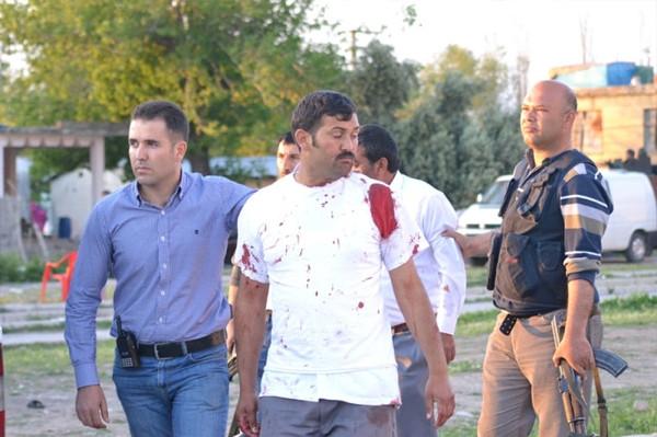 Osmaniye'de düğünde kavga: 23 yaralı!