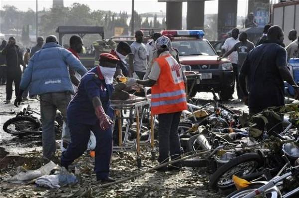 Nijerya'da otobüs terminaline bombalı saldırı