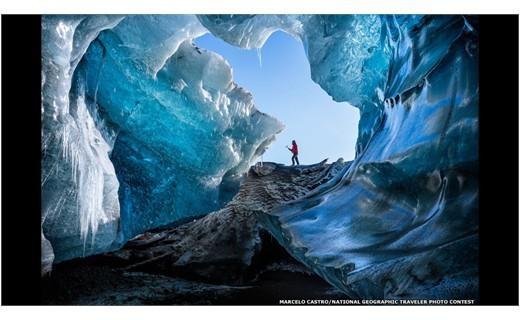Fotoğraflarla: Yıldızlar ve buzullar
