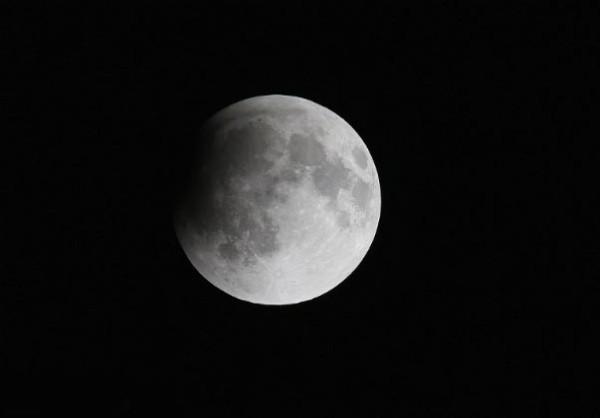 Kanlı Ay Tutulması böyle gerçekleşti