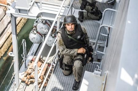 Türk denizciler Afrika'da eğitim veriyor