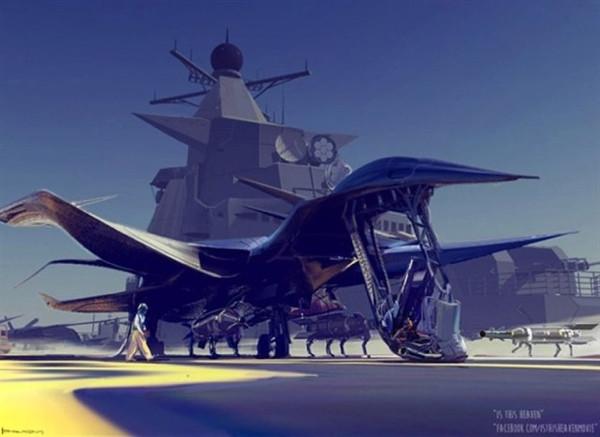 Uzay çağı uçakları